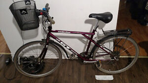 21 speed road bike in great condition