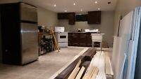 Renovated Basement Apartment