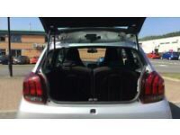 2017 Peugeot 108 1.0 Active 5dr Petrol Hatchback Hatchback Petrol Manual