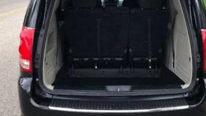 2013 Dodge Grand Caravan SXT Minivan, Van