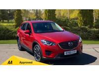 2015 Mazda CX-5 2.2d Sport Nav 5dr Manual Diesel Estate
