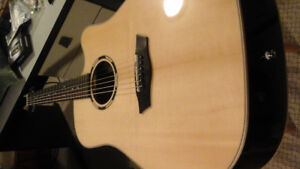 Washburn Acoustic Electric  WLD20SCE Natural