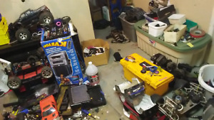 Many different types of rc stuff