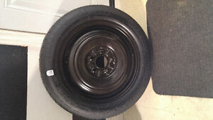 "Spare tire - 16"" rim, 5x114.3 bolt pattern"
