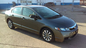 MINT CONDITION 2010 HONDA CIVIC with EX RIMS SAFETY & ETESTED!
