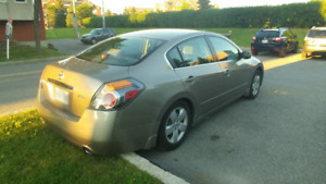 NISSAN ALTIMA 2007 LOW KM, NO ACCIDENTS