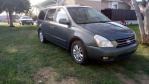 I have a 2007 Kia van for sale