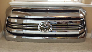 2016 TOYOTA TUNDRA 1794 PLATINUM EDITION ALL CHROME FRONT GRILL
