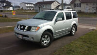 For sale by owner Nissan Pathfinder 2006