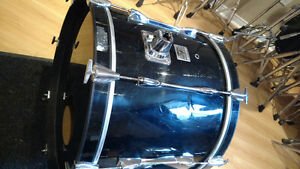 "Bass-drum Yamaha Power V Special Made In England 22"" ..."