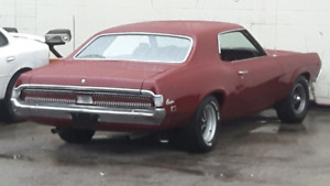 1969 MERCURY COUGAR XR7 351W CLASSIC MUSCLE CAR