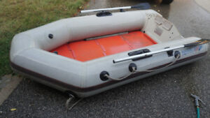 NISSAN HYPALON INFLATABLE BOAT