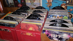 RECORD RECORD RECORDS - BUYING & SELLING - ORIGINAL VINTAGE