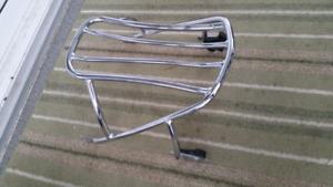 Harley Detachable Solo Rack