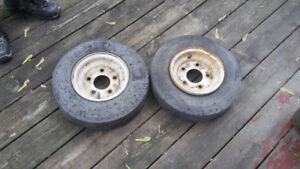 tires for trailer