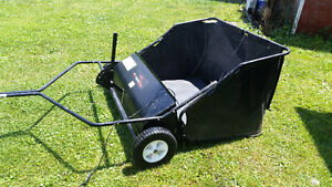 Brinly Lawn Sweeper,