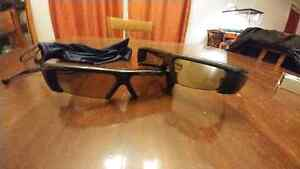 Samsung 3D battery operated glasses Kitchener / Waterloo Kitchener Area image 1