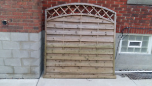 Privacy Arbour/Panel