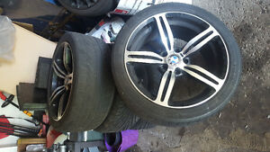Bmw M6 Replica 18in/Bmw Oem 5 panel 18in