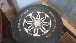 4 Chevy/GMC Truck Rims
