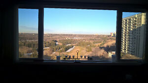 Downtown Condo - Overlooking River Valley Golf Course
