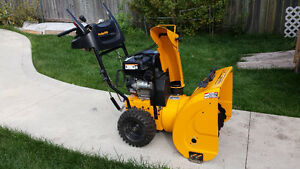 """24"""" Snowblower - Poulan Pro - 6Hp with Electric Start"""