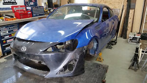 2013 Subaru BRZ Scion FRS - Chassis/Suspension Only - No Title