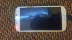 White Samsung Galaxy S4 for sale