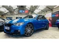 2017 BMW 3 Series 2.0 320d BluePerformance M Sport Auto (s/s) 4dr Saloon Diesel