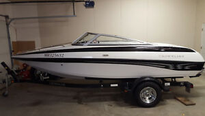 2007 Crownline 180BR with 4.3L Fuel Injected Merc 220HP