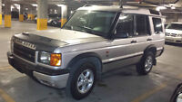 2001 Land Rover Discovery Camionnette