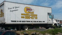 Gentle Giant Movers and Delivery Services- Careful and Reliable