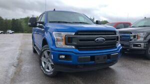 2019 Ford F-150 XLT 3.5L V6 ECO 302A