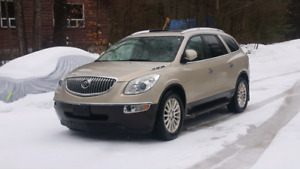 2008 BUICK ENCLAVE CXL AWD SUV, CERTIFIED & E TESTED