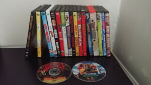 Dvd collection: 20 movies for 5 dollars! UPDATED + CORPSE BRIDE!