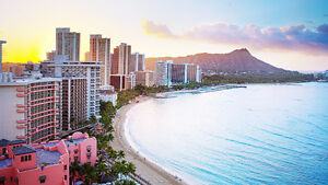 Hawaii Condo/Accommodations 2017-18