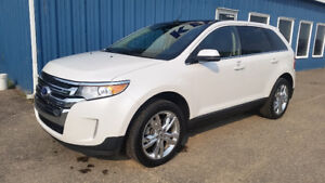 """""""DON'T MISS THIS ONE"""" 2013 Ford Edge Limited  AWD"""
