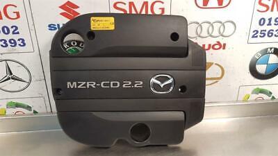 MAZDA 3 MK2 BL 2.2 DIESEL ENGINE COMPARTMENT COVER TRIM PANEL FAST POSTAGE