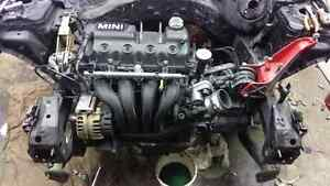 03 mini Cooper motor combo