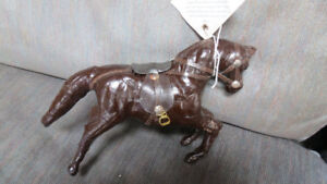 leather horse by B.K Products