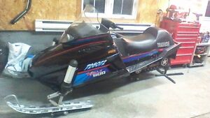 1994 yamaha vmax 600 electric start and reverse$1450obo