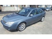 MODIFIED FORD MONDEO ALLOYS LOWERED VERY SMOOTH CAR