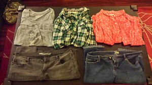 Old Navy Lot: Beatles V-Neck, Sweetheart & Diva Jeans, more!