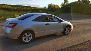 2009 Honda Civic Coupe Coupe (2 door)