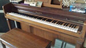 Nice Mason Risch Piano