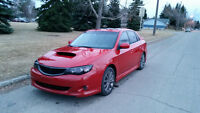 2009 Subaru WRX 265 -1 owner-immaculate condition -low KM