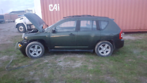 07 Jeep Compass Part Out