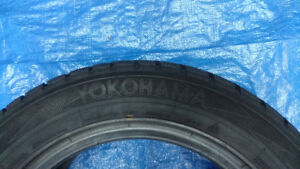 "16"" Quality Winter Tires (Like New) 225/55R16"