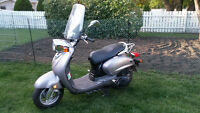 2007 Yamaha Vino 125cc *** L@@K *** Best Priced Scooter in SK