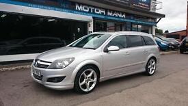 Vauxhall/Opel Astra 1.8i 16v ( 140ps ) ( Exterior pk ) 2007MY SRi